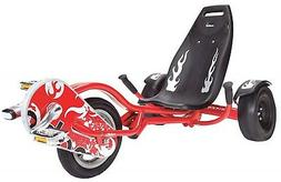 Mobo Cruiser Triker Pro Tricycle, Red