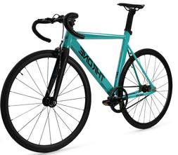 Throne TRKLRD Fixed Gear Single Speed Track Bicycle Bike Cel