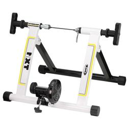 RavX TX1 Indoor Bike Trainer, Black/White