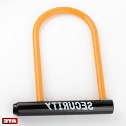 U Type Motorcycle Lock ,Security Bike Lock, Helmet U Lock wi
