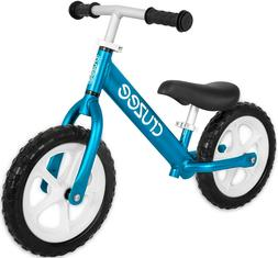 """Cruzee UltraLite 4.2 lbs Balance Bike 12"""" For Ages 18 Months"""