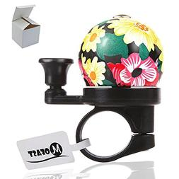 MOFAST Unique Mini Bicycle Bell and Horns for Adults Kids Sa