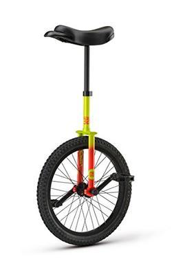 Raleigh Bikes Unistar SE 20, 20inch Wheel Unicycle, Green