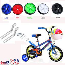Universal Bicycle Training Wheels 12 to 20 Inch Wheels Child