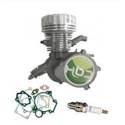 Universal Motor Mount and 32mm Reed Valve Air Intake kit for