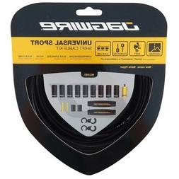 Jagwire Universal Sport Shift Kit , Black