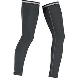 GORE BIKE WEAR  Universal Thermo Leg Warmers, L, black