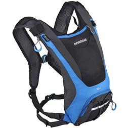 Shimano Unzen Bike Hydration Pack with Reservior Black/Light