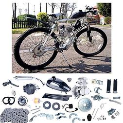 YaeCCC Bicycle Motor Kit 80cc 2 Stroke Motor Engine Mountain