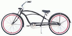 "New Firmstrong Urban Deluxe 26"" Stretch Beach Cruiser 36 spo"
