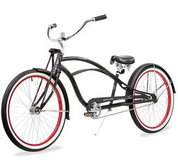 """Firmstrong Urban Deluxe Single Speed- Men's 26"""" Stretch Crui"""