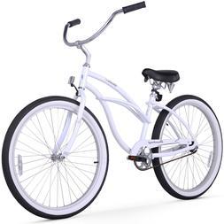 Firmstrong Urban Lady Alloy Single Speed Beach Cruiser Bicyc
