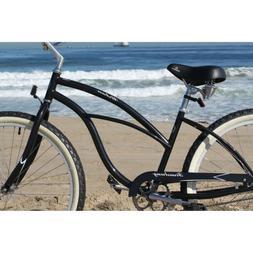 "Firmstrong Urban Lady 24"" Single Speed Beach Cruiser Bicycle"