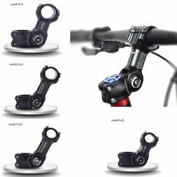 25.4/31.8mm Mountain Road Bike Stem Riser Adjustable MTB Bic