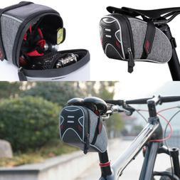 US Bicycle Saddle Bag Waterproof MTB Mountain Bike Rear Back