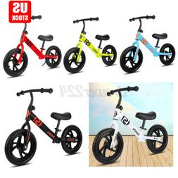 US Children Balance Bike Classic No-Pedal Learn To Ride Pre