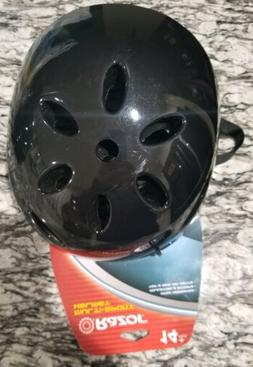 Razor V-17 Adult Multi-Sport Helmet Black