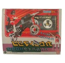 Vintage TAKARA Microman Cassette Machine Battle Bike HG90 Wi