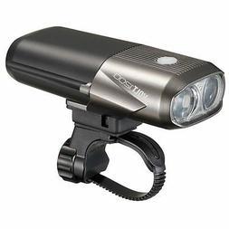 Cat Eye Volt 1200 Lumen Bike HeadLight, USB Rechargeable Lit