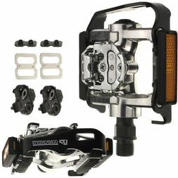 Vp Mountain City Bike Pedals Multi-Function Shimano SPD Comp