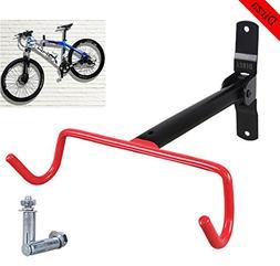 Dirza Wall Mount Bike Hanger Flip Up Garage Bicycle Bike Rac