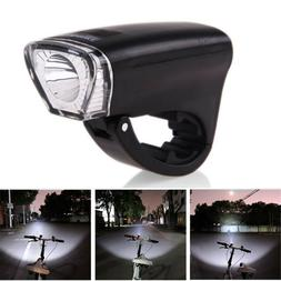 Water Resistant Bicycle Head Light Front Handlebar Lamp Flas