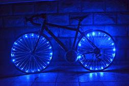 OuterStar Waterproof 20-LED Light String Bicycle Wheel Light