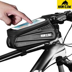 RockBros Waterproof Bicycle Front Tube Frame Bag for 6.0 inc