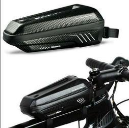 Waterproof Bicycle Handlebar Bag Bike Cell Phone Holder Case