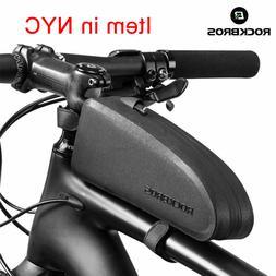 ROCKBROS Bicycle Frame Bag Bike Waterproof Cycling Top Tube