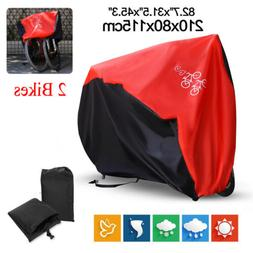 Waterproof Dustproof Bicycle Mountain Bike Cover Outdoor Pro
