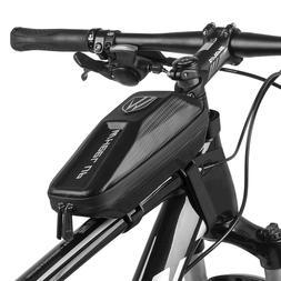 Waterproof EVA Bike Top Tube Bag Bicycle Cycling Front Frame