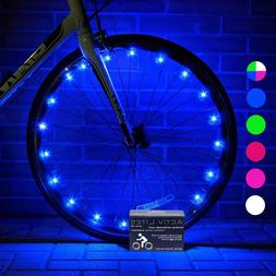 Wheel Brightz Bike Lights For Kids Frame Bicycle Rims Road N
