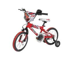 """Dynacraft Hot Wheels Boys BMX Street/Dirt Bike with Hand Br"