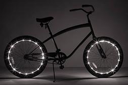 Brightz WheelBrightz LED Bicycle Wheel Accessory Light , Whi