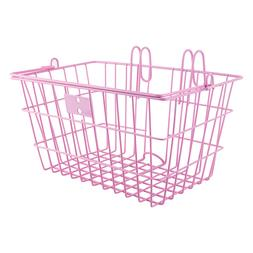 SunLite Wire Lift-Off Front Basket With carrying handle & ha