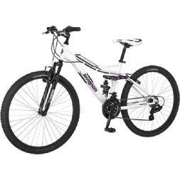"Women's Mountain Trial Bike 26"" Mongoose 21 Speed Lightweigh"