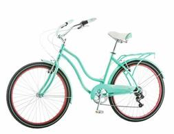 Women's Schwinn Perla 26-Inch Tire Cruiser Bike **Same Day S