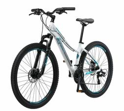 Womens Mountain Bike 27.5 Inch 21 Speed Aluminum Frame Bicyc
