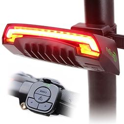 Meilan X5 Safety Bike Tail LED Light USB Rechargeable Flashi