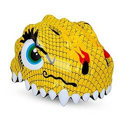 Dinosaur Yellow Design Bicycle Cycle Cycling Bike Helmets Pr