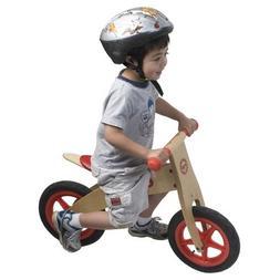 ZÜM-CX Wood Balance Bike No Pedals or Training Wheels