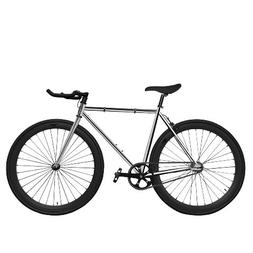 Zycle Fix ZF-DIA2-55 Diamond II Fixed Gear Bike, 55cm/One Si