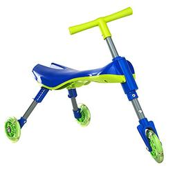 Zoom Bike® Kids Trike for Indoor and Outdoor Use / Foldable