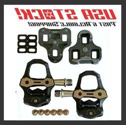 ZERAY ZP-110 Carbon Road Bike Pedal Cycling Cleats LOOK KEO