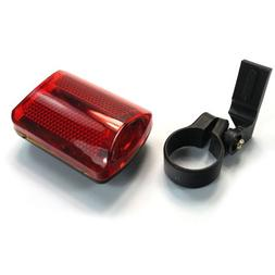 ZTDM Super Bright 5 LED 6 Modes Bike Taillight Rear Tail Ala